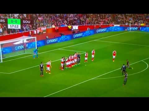 Petr Cech own goal