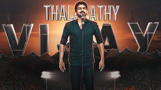 Thalapathy Vijay 47th Birthday   Motion Poster   10BitStudios