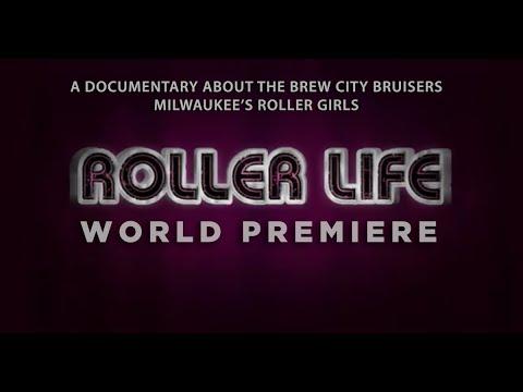 Roller Life - Full Length Trailer (A Roller Derby Documentary)