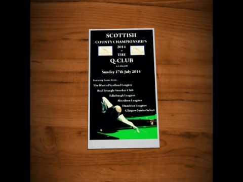 Scottish County Snooker