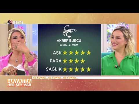 AKREP BURCU | Nuray Sayarı'dan haftalık burç yorumları 20-27 Mayıs 2019