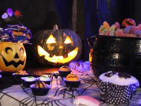 Decoracao De Festa Infantil Tema Halloween.Decoracao Festa Halloween