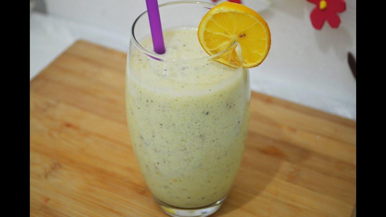 Meyveli Nefis Smoothie Tarifi – Yemek Tarifleri