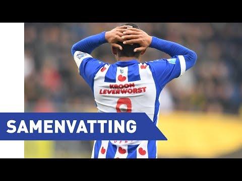 Eredivisie speelronde 33: NAC Breda - sc Heerenveen (2017/2018)