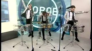 Шоу барабанщиков «ZANOZZZA»