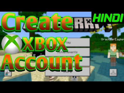 How To Create Xbox Live Account And Play Online In Minecraft PE