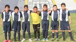 Alianza Lima presente en el  Torneo BA CUP 2016