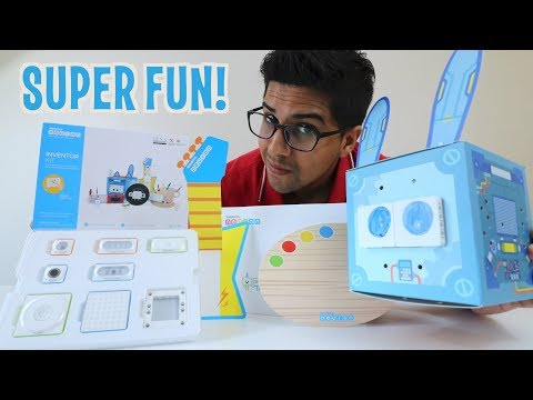 UNBOXING & LETS PLAY! - NEURON Inventor Kit by MakeBlock (Modular STEM Robotic Kit)