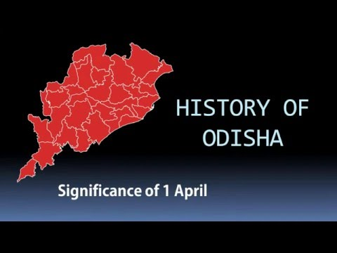 Why 1 April is celebrated as Utkal Diwas