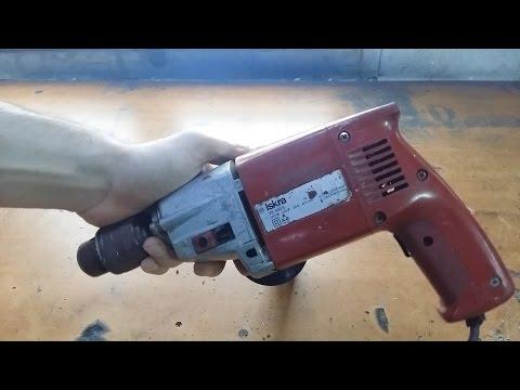 Restoring a Vintage Power Drill - Iskra VS 502 S