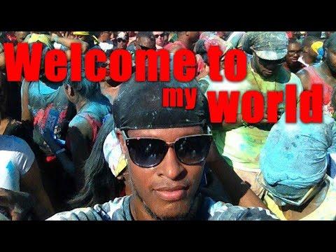 Ras Bookie   Welcome to my World