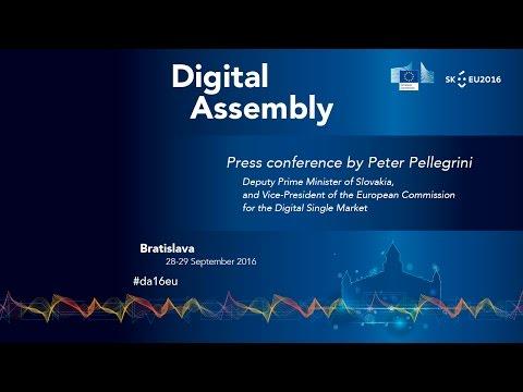 Digital Assembly 2016 - Press Conference