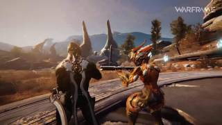 Warframe - TennoLIVE 2017 Reveals & Gameplay Demo