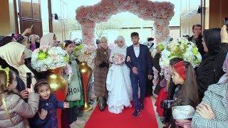 Чеченская Свадьба. Шамиль и Танзила. Грозный_Беркат-Юрт. Студия Шархан