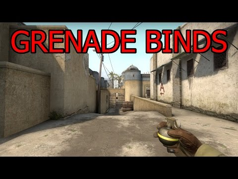 how to bind buy nades in csgo