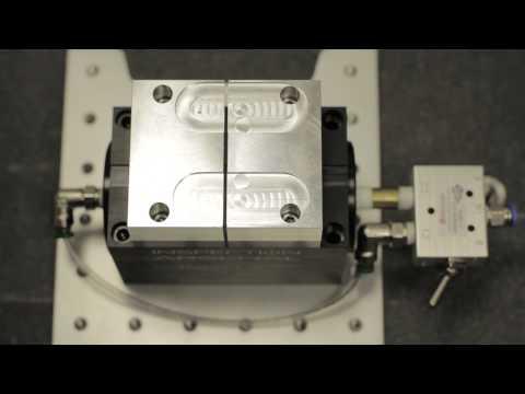 Rapid-Loc™ Pneumatic Vise for CMM Inspection