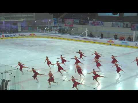 Fond du Lac Blades - FS Mozart Cup 2018