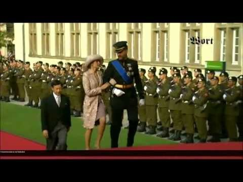 Luxembourg Royal Wedding 2012 (Part I)