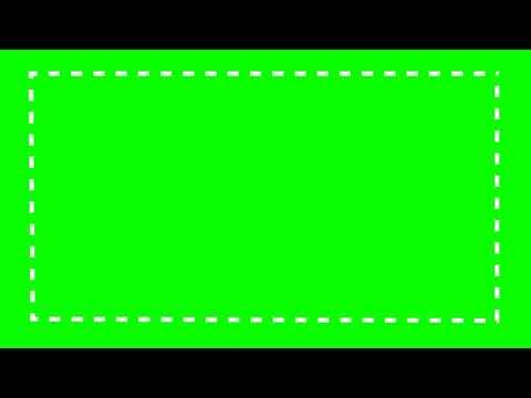 [ Футаж рамки на зеленом фоне как у иш пич ] Gacha Life футаж