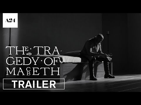 The Tragedy of Macbeth | Official Trailer HD | A24