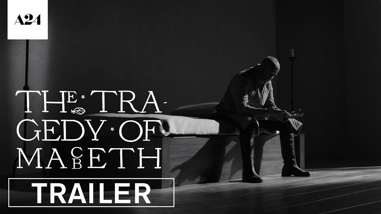 Download The Tragedy of Macbeth   Official Trailer HD   A24