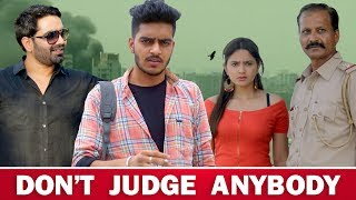 DON'T JUDGE ANYBODY || Rachit Rojha || Vicky Kajla