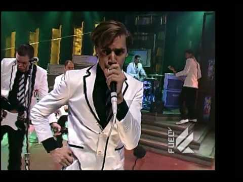 """The Hives """"Won't Be Long"""" on Fuel TV"""
