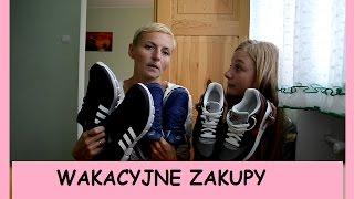 HAUL WAKACYJNY - PRZECENY (  Nike, Adidas )