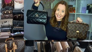 My full handbag collection