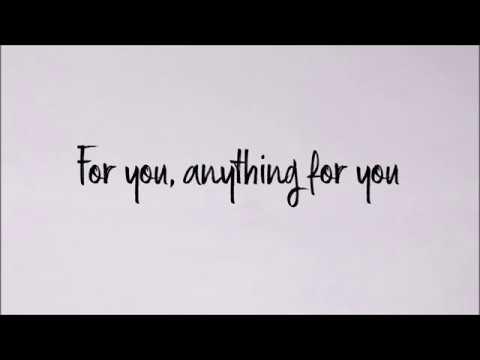 Tyler Shaw - 'With You' Lyrics