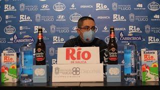 Video Diego Epifanio RP previa Liberbank Oviedo Leche Río Breogán 2021