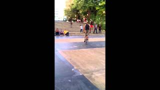 Is This Love Bob Marley x BMX FREESTYLE
