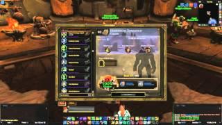 WoD vs Vanilla gameplay (Nostalrius)