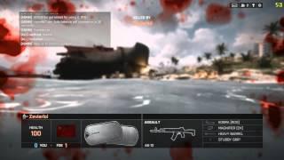 BF4 PC 7850 Crossfire Hainan Resort FPS