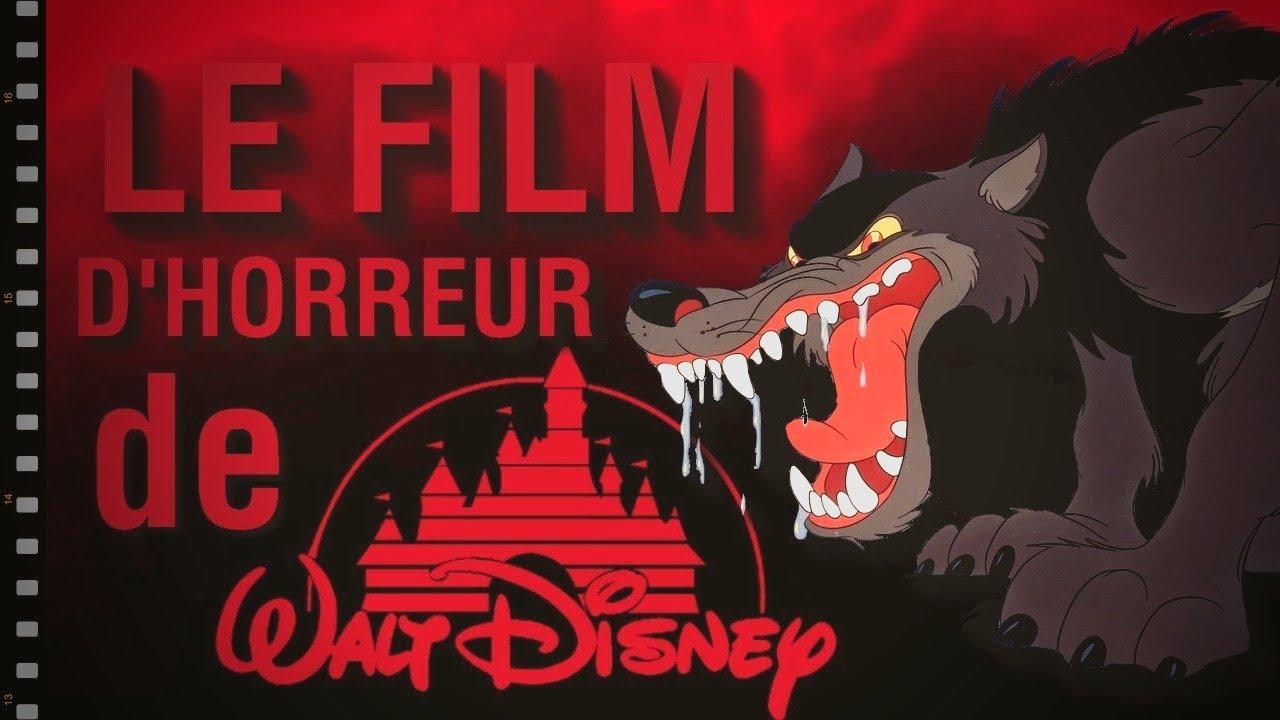 Le Film d'Horreur de Disney