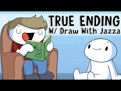 Thumbnail: True Ending 'The Problematic Farmer' w/ Draw with Jazza