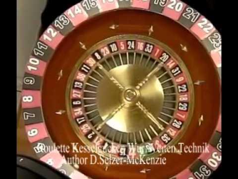 Kesselgucken Roulette Kesselgucken WurfWeiten Technik Roulettesystem SelMcKenzie Selzer-McKenzie von YouTube · Dauer:  9 Minuten 53 Sekunden  · 15000+ Aufrufe · hochgeladen am 17/07/2011 · hochgeladen von Thomas Westerburg