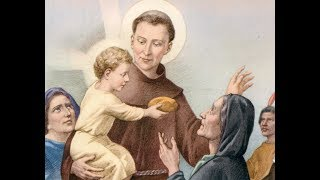 Tredicina S. Antonio da Padova con scritti della vita del santo - Quinto Giorno
