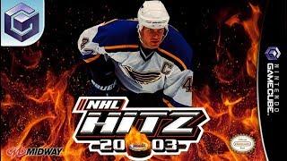 Longplay of NHL Hitz 20-03