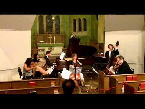 TIMOTHY DURKOVIC: Beethoven Concerto No. 4 (I), Chamber Version. Part 1 of 2