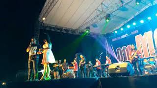 Maafkan  Rena KDI feat Cak Shodiq  MONATA live SEYEGAN SLEMAN 2017