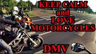 KEEP CALM AND LOVE MOTORCYCLES - Suzuki GSX-R 600 K6 | Dajczu MotoVlog