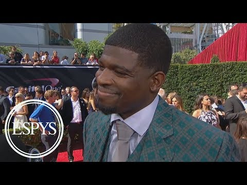 P.K. Subban Reflects On First Stanley Cup Finals Appearance | The ESPYS | ESPN