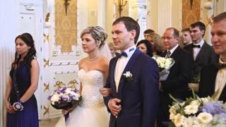 Свадьба. ЗАГс. Екатерина и Олег.