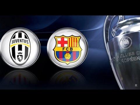 Прямая трансляция 1/4 финала Лиги Чемпионов Ювентус - Барселона / Juventus - Barcelona