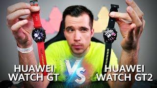 Huawei Watch GT2 vs Huawei Watch GT Review AFTER 2 MONTHS!