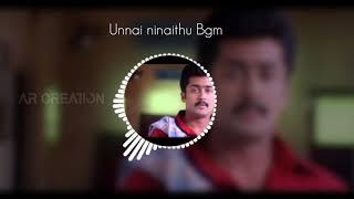 Surya love feel bgm,  whatsapp status //unnai ninaithu movie