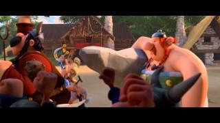 Астерикс: Земля Богов - Trailer