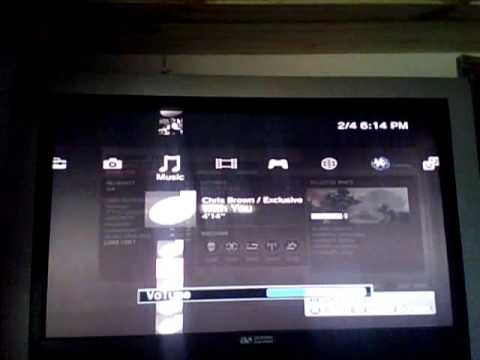 PS3 PLAYING MUSIC WHILE IN A GAME