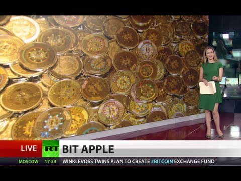 Bit Apple: Savvy Pros Push Bitcoin Currency